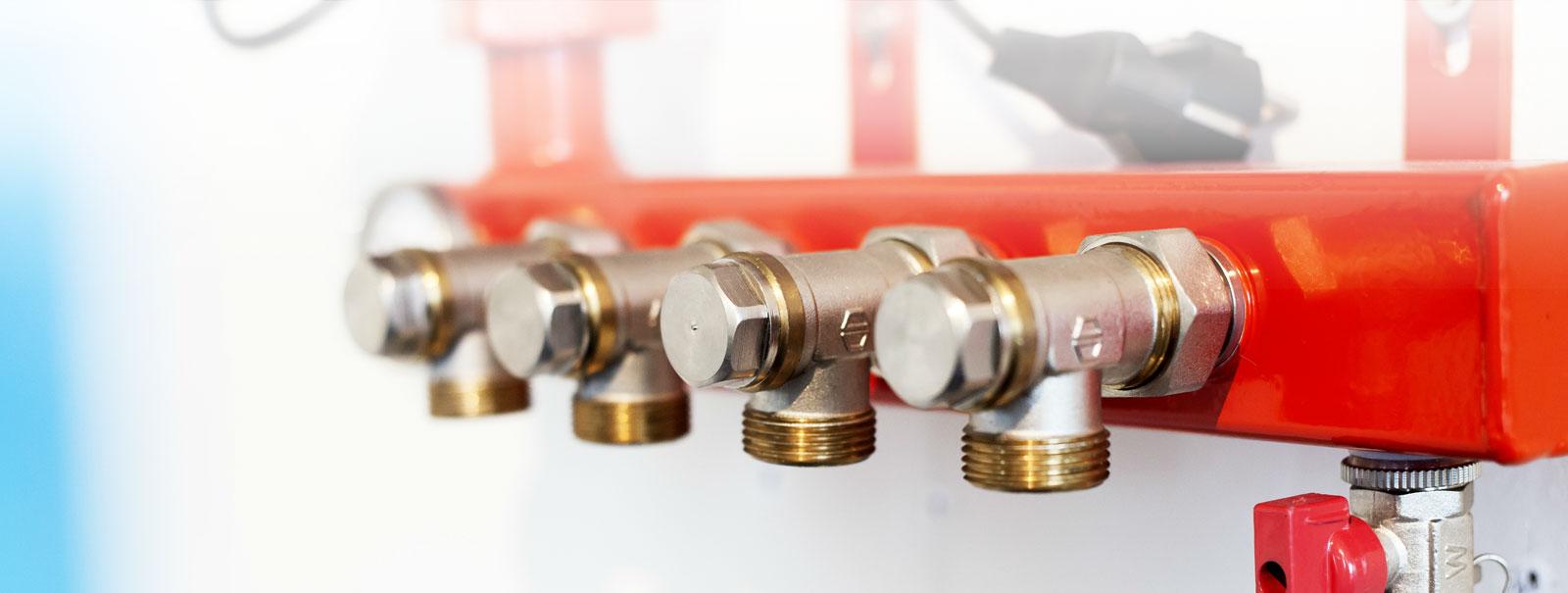 Bekend Gas-en Waterleiding | Van Wijk Installatietechniek | Musselkanaal BN49